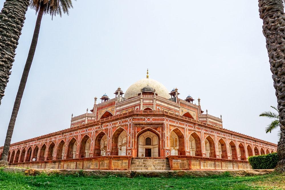 India Luxury Holidays : Humayuns Tomb