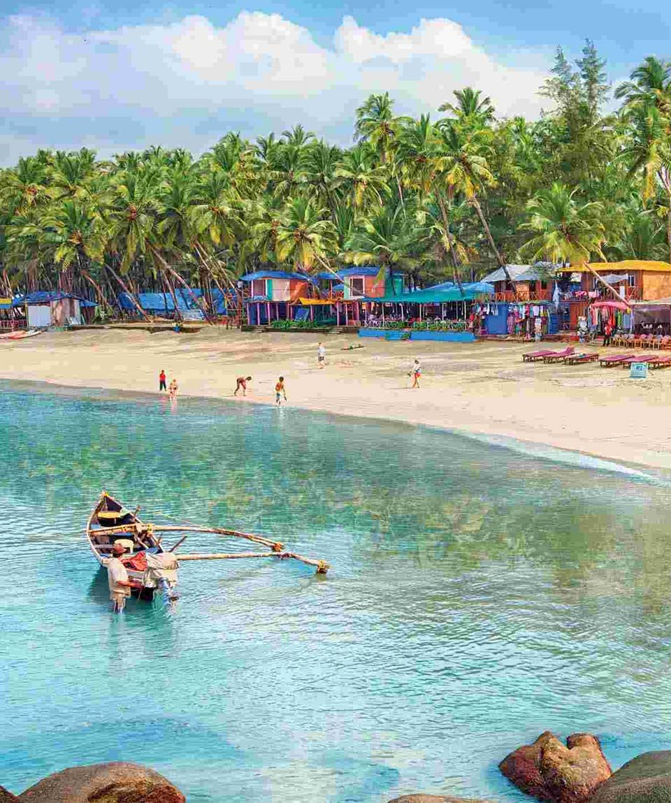 Beach Holidays in India