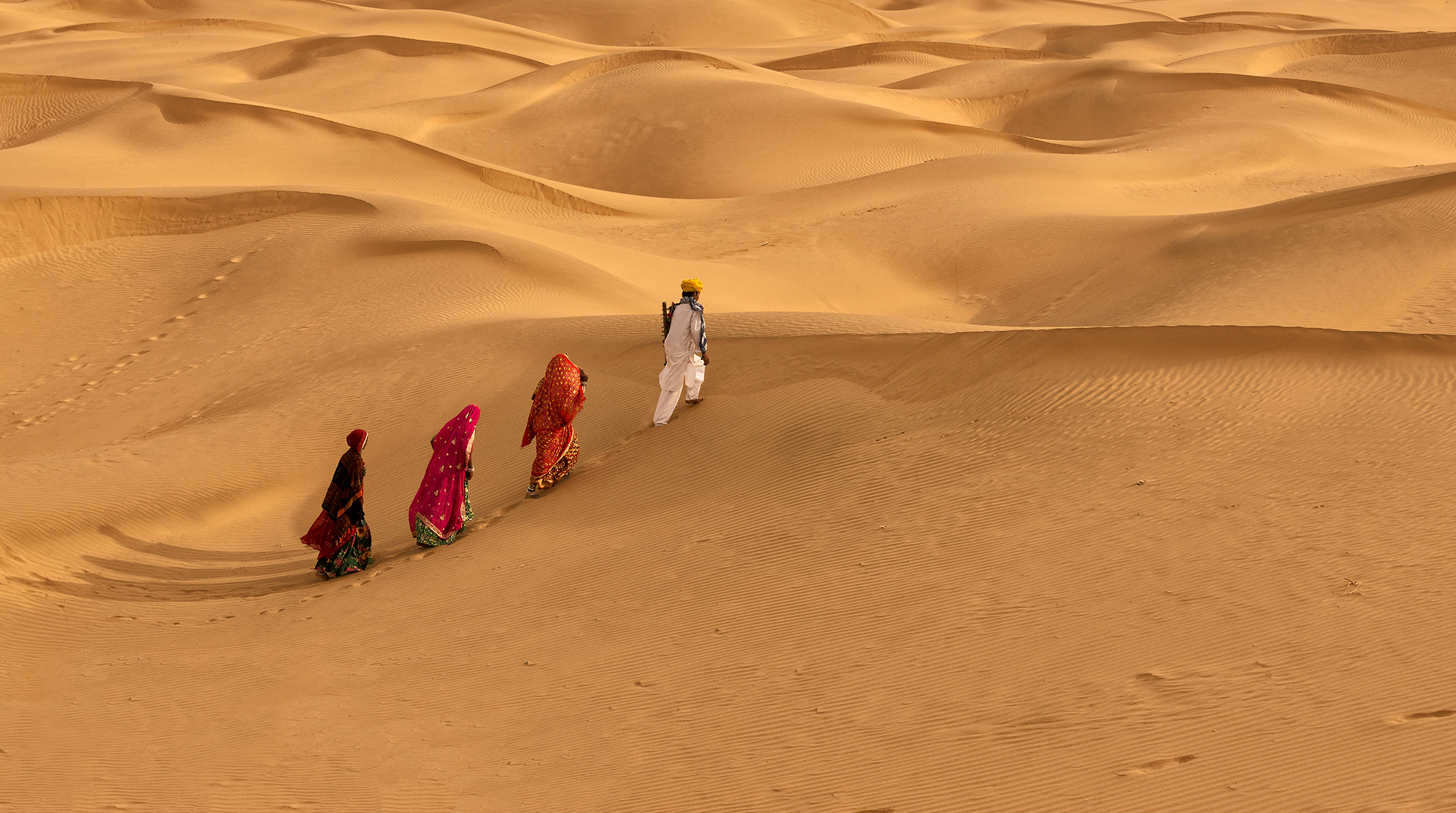 Travel guide to visit Jaisalmer : That desert