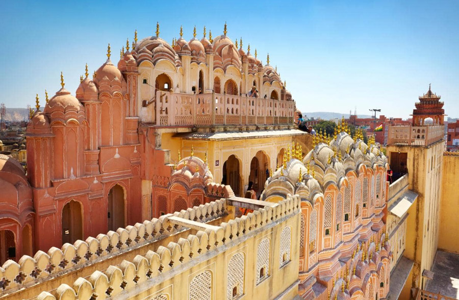 Jaipur Travel Guide: Hawa Mahal