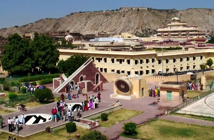 Jaipur Astronomical Observatory