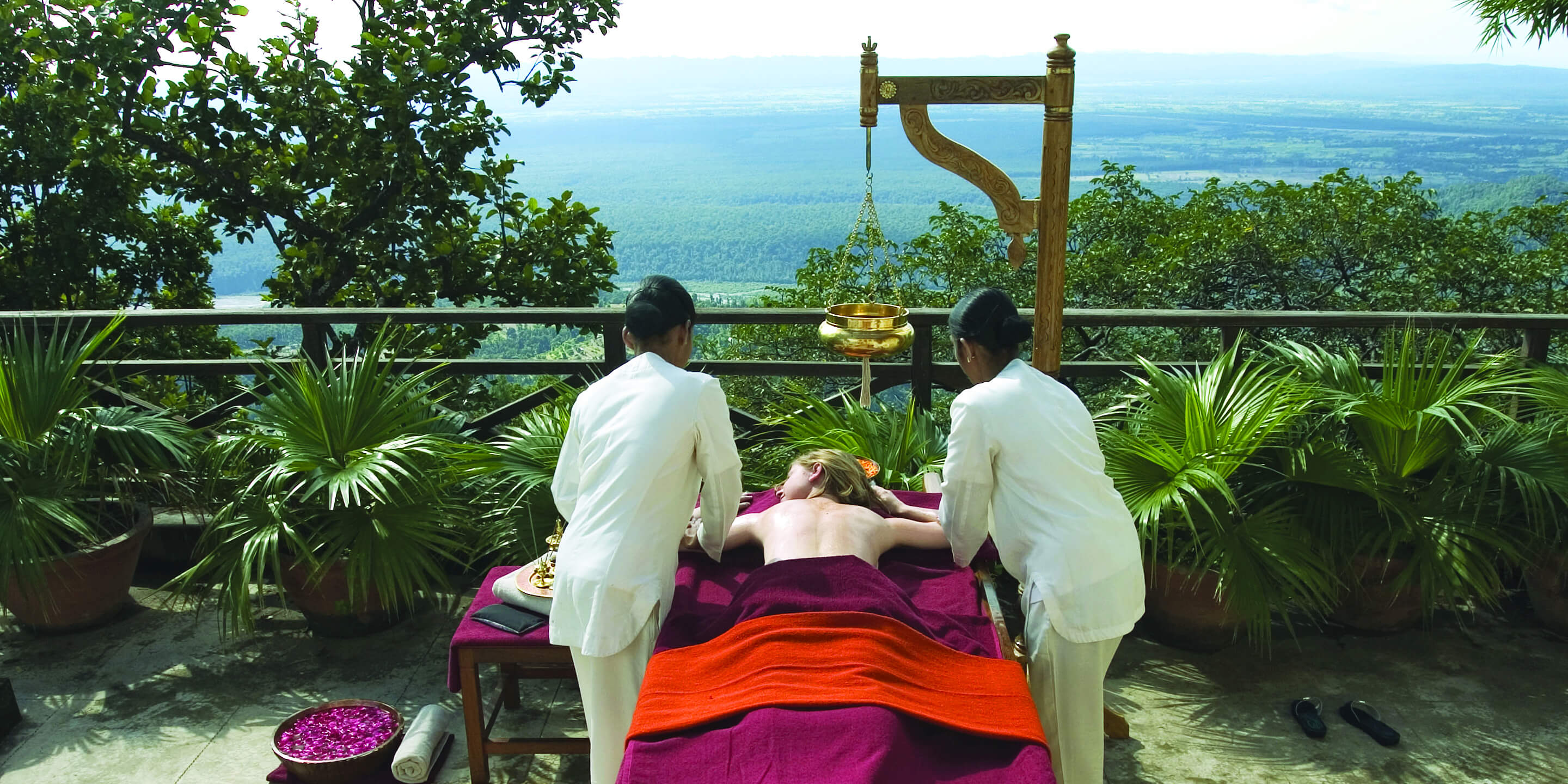 Best Ayurveda retreats in India