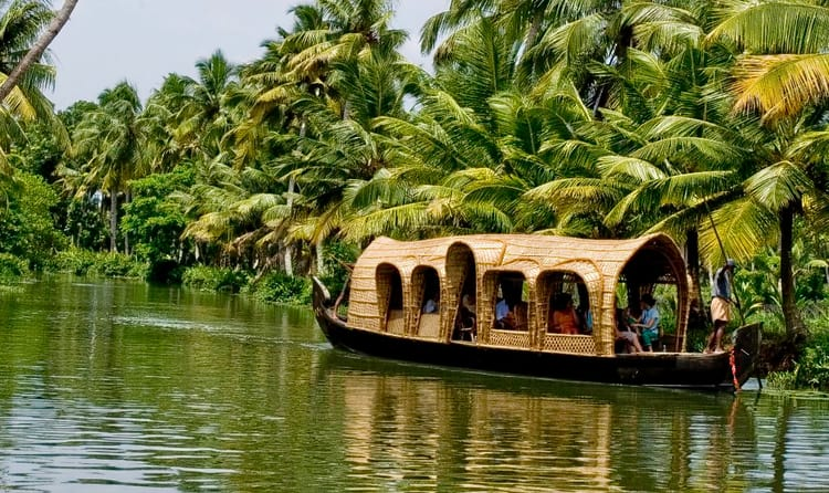 Backwaters and Beaches of South
