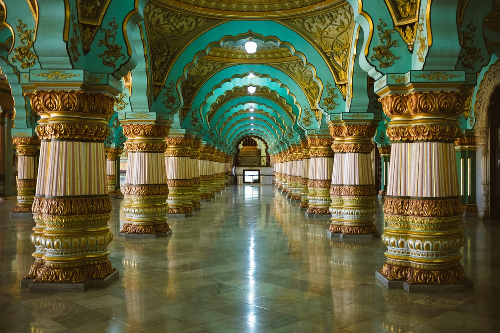 Travel guide to visit Mysore : Mysore palace