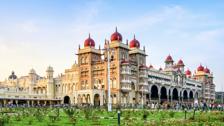 Places to visit in Mysore