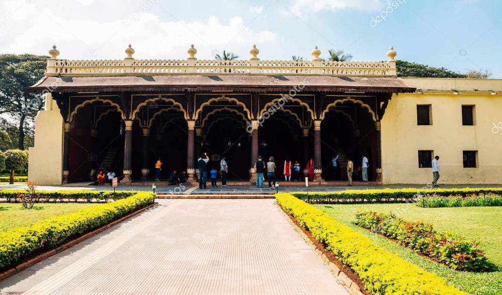 Tipu Sultans Summer Palace