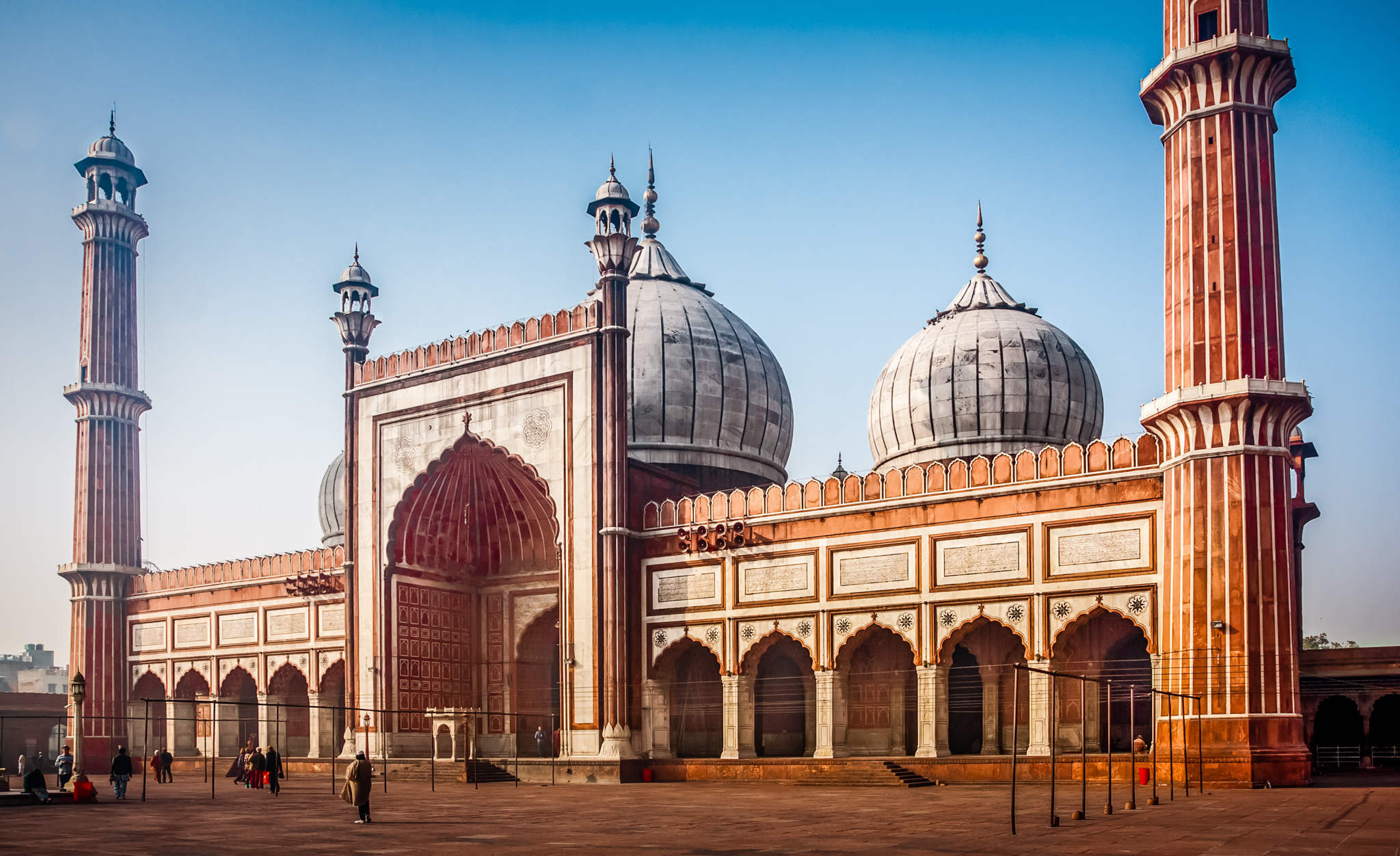 Palaces to visit in Delhi