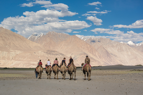 Travel guide to visit Leh Ladakh