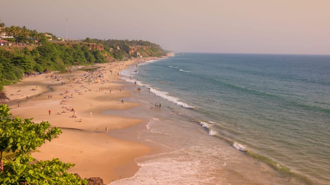 Beach Tours In India