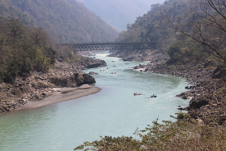 Tour packages to Rishikesh