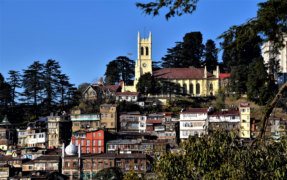 Top places to visit in Shimla