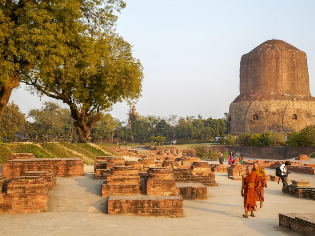 Sarnath sightseeing tour
